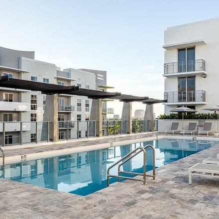 Rent this 2 bed apartment on Modera Douglas Station (Phase I) in Southwest 38th Avenue, Miami