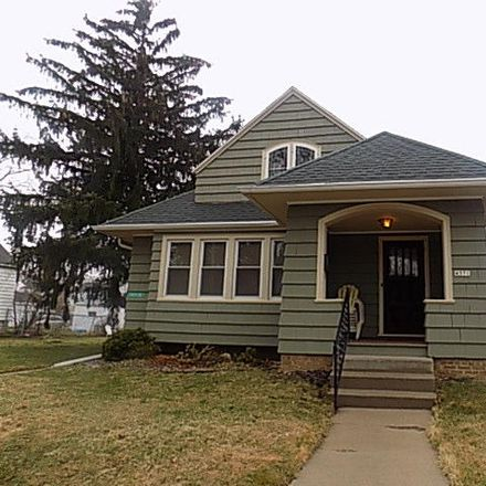 Rent this 3 bed apartment on 4371 North 15th Street in Milwaukee, WI 53209
