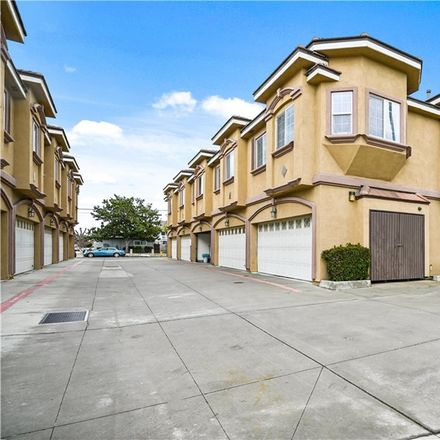 Rent this 3 bed townhouse on 5873 Western Avenue in Buena Park, CA 90621