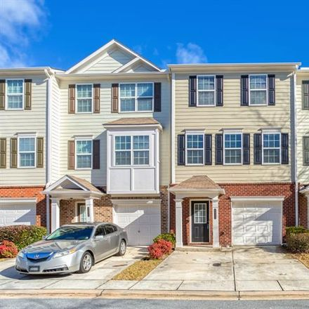 Rent this 4 bed townhouse on 6827 Blackstone Pl in Mableton, GA