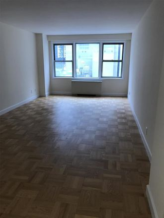 Rent this 0 bed apartment on Carve Café in West 45th Street, New York
