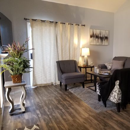 Rent this 2 bed townhouse on 2019 West Lemon Tree Place in Chandler, AZ 85224