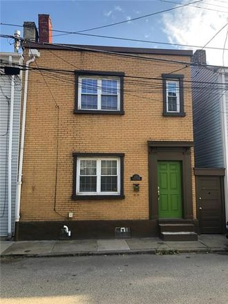 Rent this 2 bed house on 2613 Larkins Way in Pittsburgh, PA 15203