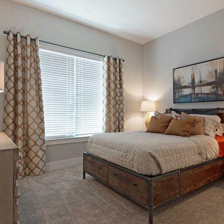 Rent this 1 bed apartment on Atlantic Station in 1810 Defoor Avenue Northwest, Atlanta