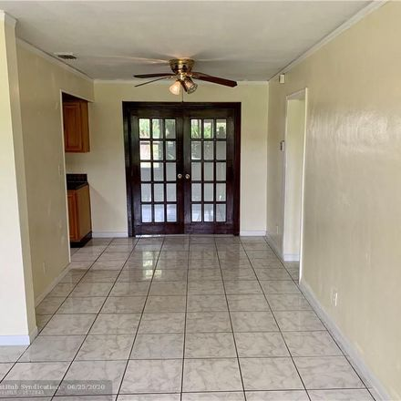 Rent this 4 bed house on 2921 Northwest 44th Avenue in Golf Estates, FL 33313
