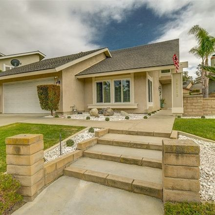 Rent this 4 bed house on 25712 Orchard Rim Lane in Lake Forest, CA 92630