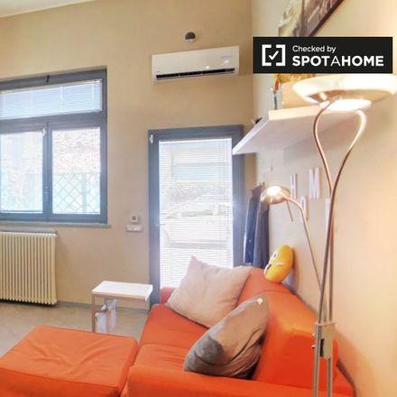 Rent this 1 bed apartment on Via privata Don Bartolomeo Grazioli in 20158 Milan Milan, Italy
