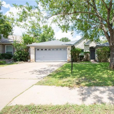 Rent this 4 bed house on 5908 Brown Rock Trail in Austin, TX 78749