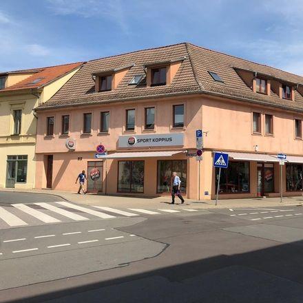 Rent this 3 bed apartment on Auf dem Graben / Vor dem Johannistor in 06449 Aschersleben, Germany