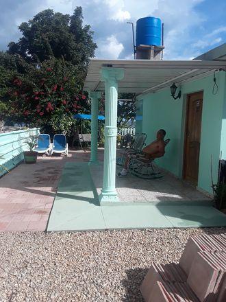 Rent this 1 bed house on Casa Vilmaris &Jennifer in Mario López, Playa Larga