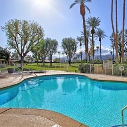 Rent this 3 bed condo on 99 Columbia Drive in Rancho Mirage, CA 92270