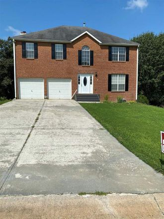 Rent this 4 bed apartment on Big Haynes Dr in Grayson, GA