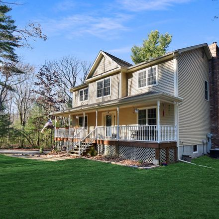 Rent this 4 bed house on 120 Kathryn Street in Shohola Township, PA 18458
