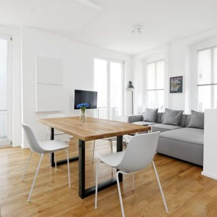 Rent this 3 bed apartment on Brunnenstraße 177 in 10119 Berlin, Germany