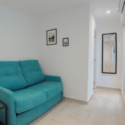 Rent this 1 bed apartment on Calle Berruguete in 28039 Madrid, España