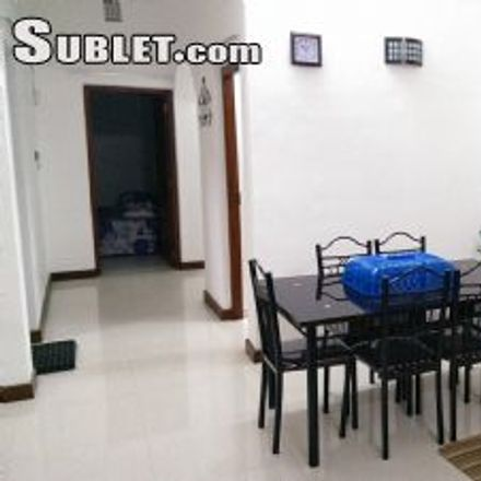 Rent this 3 bed apartment on Gothami Lane in Narahenpita, Colombo 00800