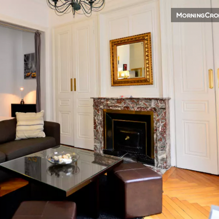 Rent this 1 bed apartment on 119 Avenue Thiers in 69006 Lyon, France