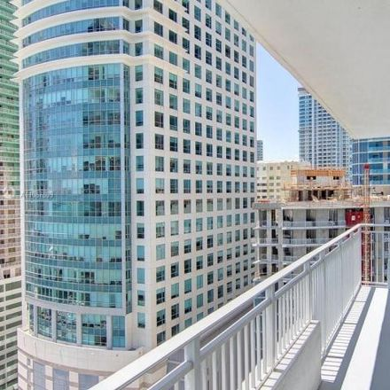 Rent this 1 bed condo on The Mark in 1111 Baywalk, Miami