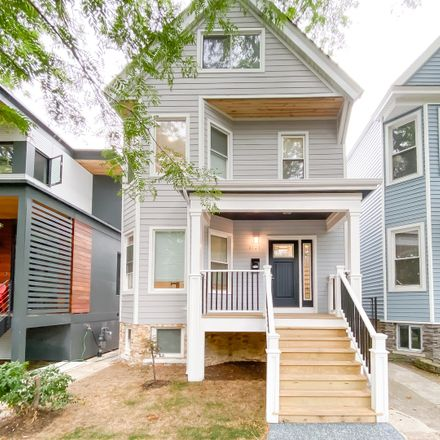 Rent this 4 bed townhouse on 1529 West Victoria Street in Chicago, IL 60660