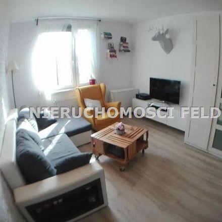 Rent this 2 bed apartment on Biskupa Adriana Włodarskiego 3 in 41-506 Chorzów, Poland