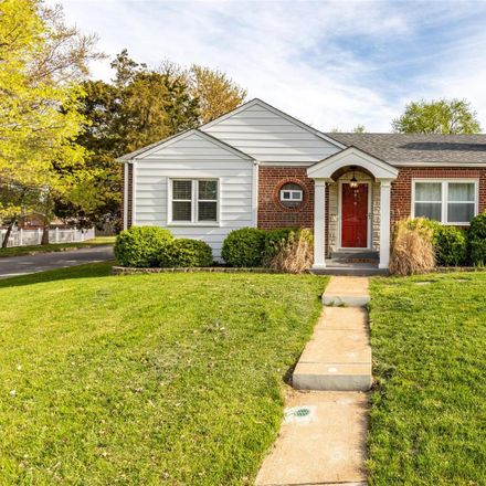 Rent this 2 bed house on 5553 Bancroft Avenue in City of Saint Louis, MO 63109