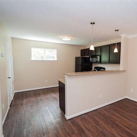 Rent this 1 bed condo on 1222 Heights Boulevard in Houston, TX 77008