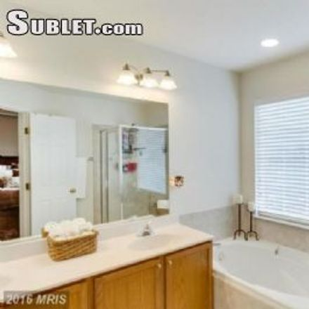 Rent this 3 bed townhouse on Huntington Station Court in Huntington, VA 22332