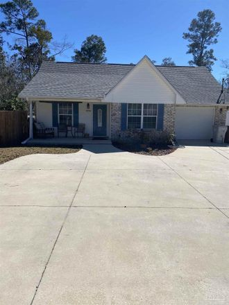Rent this 3 bed house on 4554 Rambling Way in Pace, FL 32571