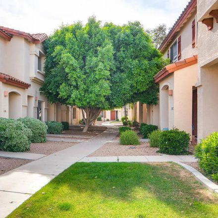 Rent this 3 bed townhouse on 1961 North Hartford Street in Chandler, AZ 85225