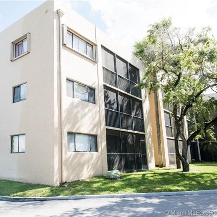Rent this 2 bed condo on 8015 Southwest 107th Avenue in Kendall, FL 33173