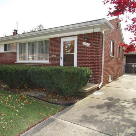 Rent this 3 bed house on 20945 Whitlock Drive in Dearborn Heights, MI 48127