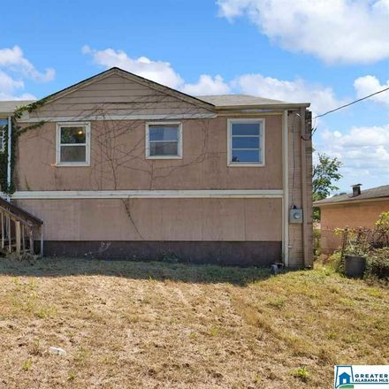 Rent this 3 bed house on 6527 Myron Massey Boulevard in Fairfield, AL 35064