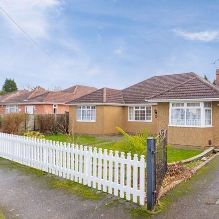 Rent this 4 bed house on Codmore Crescent in Chiltern HP5 3LX, United Kingdom