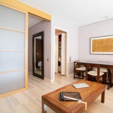 Rent this 1 bed apartment on Kiosco lotería in Calle de la Infanta María Teresa, 28001 Madrid