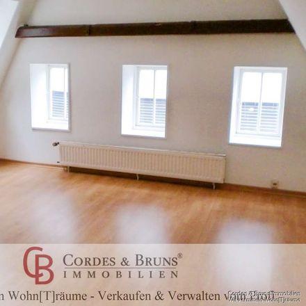 Rent this 1 bed apartment on Schüsselkorb 32;33 in 28195 Bremen, Germany