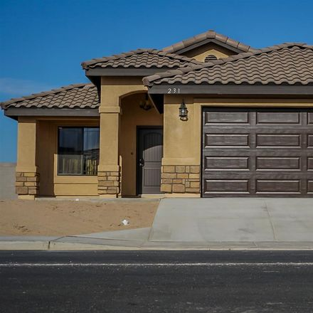 Rent this 3 bed apartment on East Monreal Lane in San Luis, AZ