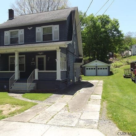 Rent this 3 bed house on 298 Sell Street in Johnstown, PA 15905