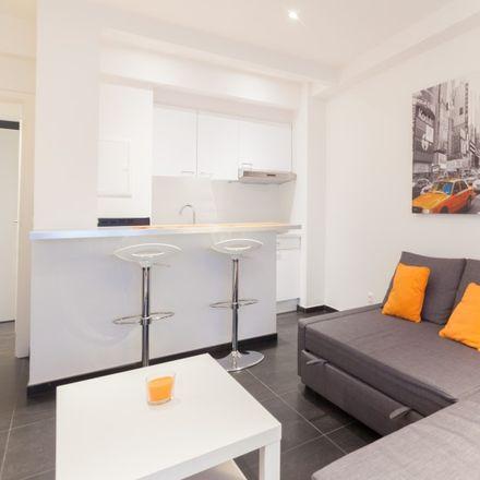 Rent this 0 bed apartment on Rue Père Eudore Devroye - Pater Eudore Devroyestraat 189 in 1040 Etterbeek, Belgium
