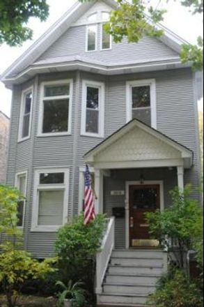 Rent this 3 bed townhouse on 3916 North Seeley Avenue in Chicago, IL 60618