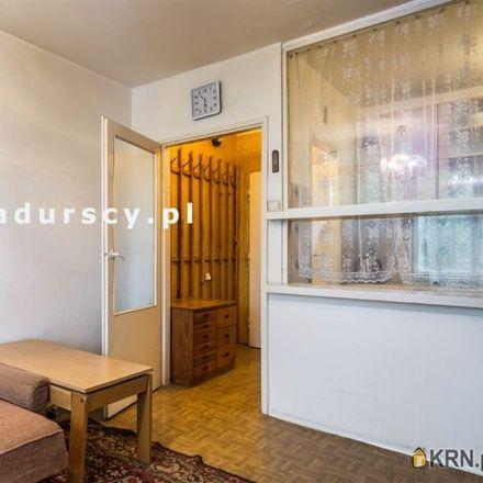 Rent this 2 bed apartment on Spółdzielców 10 in 30-682 Krakow, Poland
