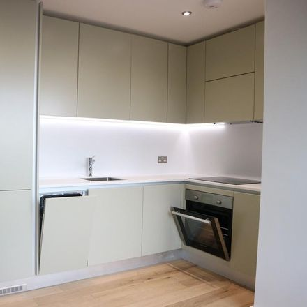 Rent this 1 bed apartment on International Way in Spelthorne TW16 7HR, United Kingdom