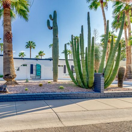 Rent this 4 bed house on East Presidio Road in Scottsdale, AZ 85060