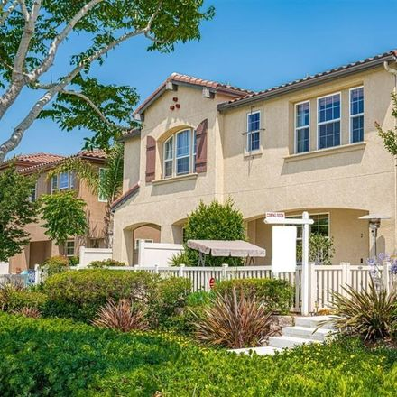 Rent this 3 bed townhouse on 1274 Santa Victoria Road in Chula Vista, CA 91913
