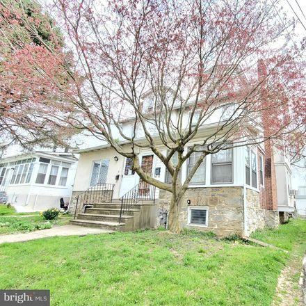 Rent this 4 bed townhouse on 11 South 13th Street in Darby, PA 19023