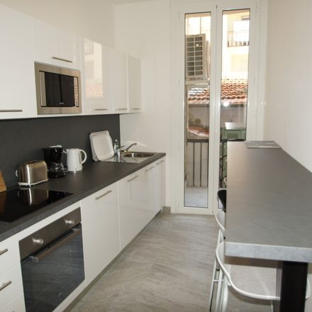 Rent this 2 bed apartment on 64 Bd Général Louis Delfino in 06300 Nice, France