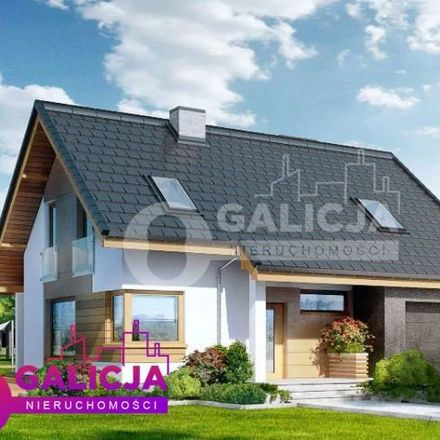 Rent this 4 bed house on 195 in 37-125 Pogwizdów, Poland