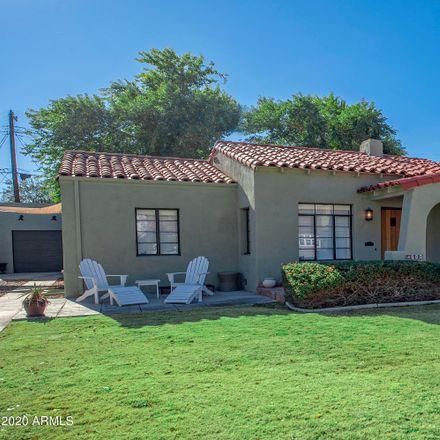Rent this 3 bed house on 505 West Coronado Road in Phoenix, AZ 85003