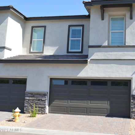 Rent this 4 bed townhouse on East Pinchot Avenue in Phoenix, AZ 85018-7608