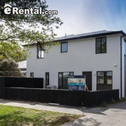 Rent this 3 bed townhouse on 8B Defoe Place in Waltham, Christchurch 8240