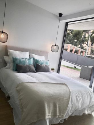 Rent this 2 bed room on Carrer de Gabriel Ferrater in 08001 Barcelona, Spain